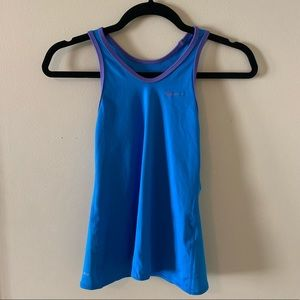Nike Girls Dry-Fit Racerback Workout Tank